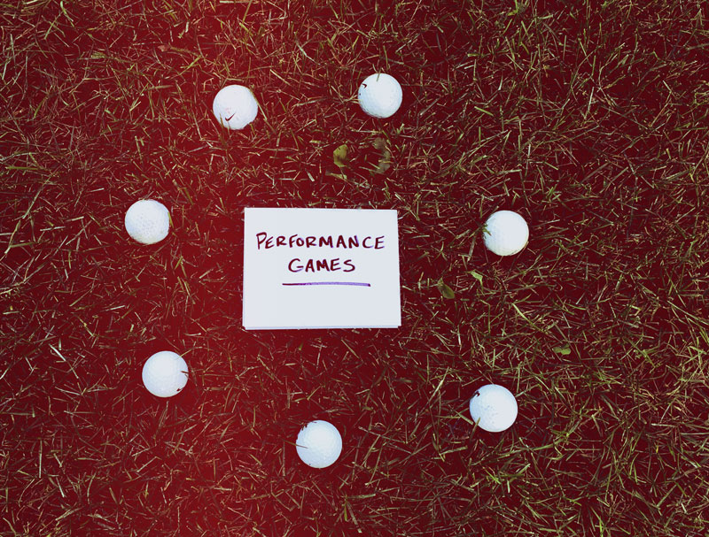 golf performance games