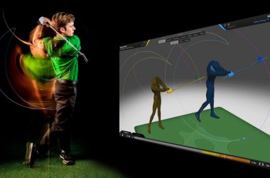motion capture golf