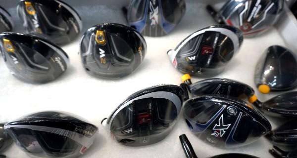 Golf Driver Heads