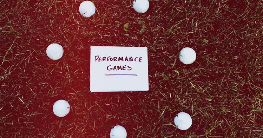 golf performance games