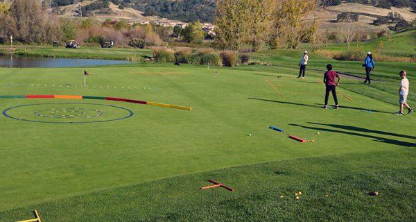 jr golf playing