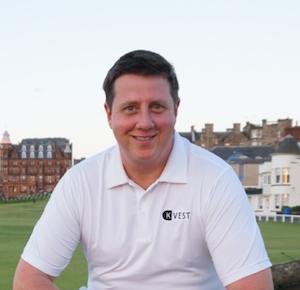 Tony Morgan Golf K-VEST