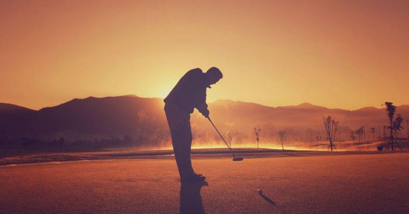 golf mindset