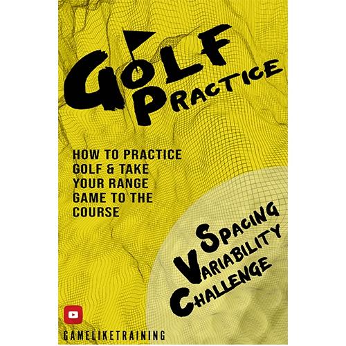 golf practice book