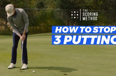 how to stop 3 putting